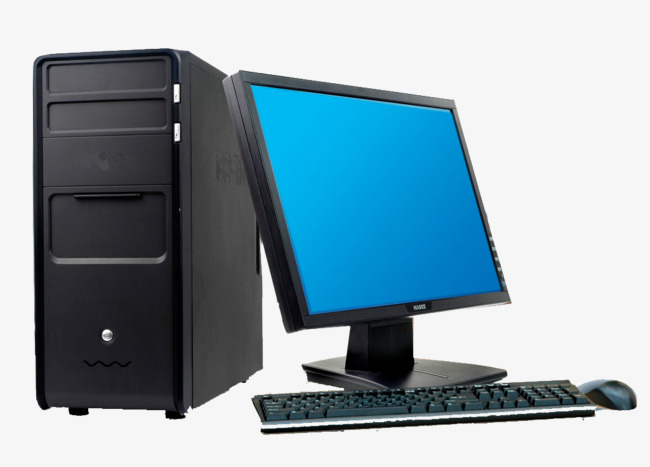 Ordinateur de bureau ordinateur bureau ordinateur de bureau image