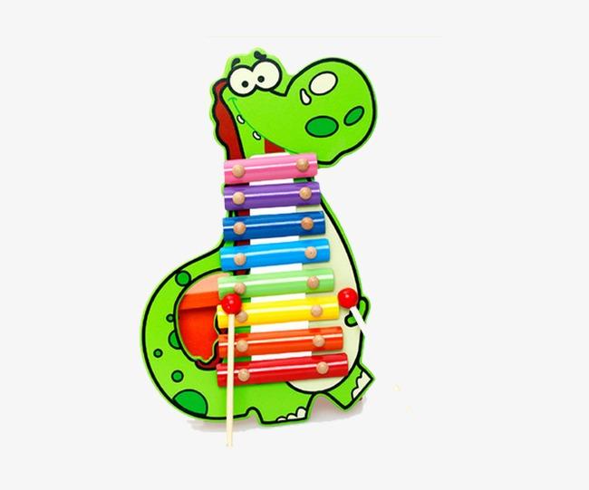 Les Dinosaures Xylophone Produit Dessin Xylophone Image Png Pour Le