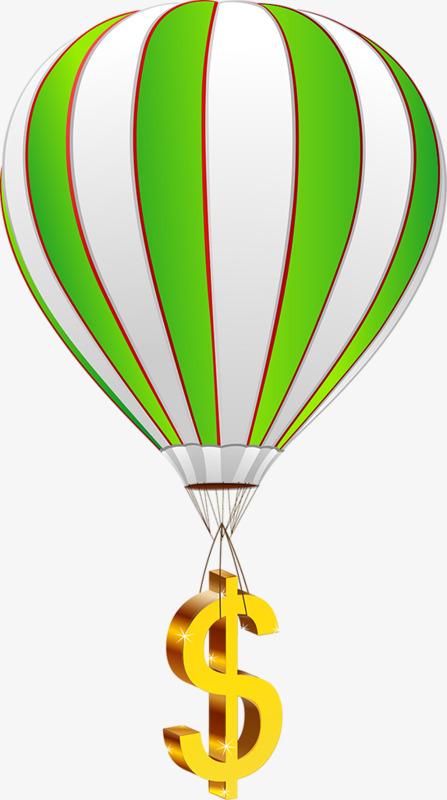 Dollar Sign Balloon Sign Clipart Balloon Clipart Dollar Png Image