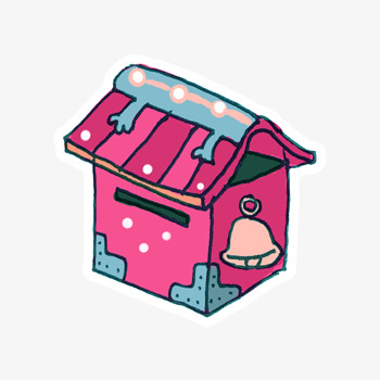 Dollhouse Color House Cartoon Png Image And Clipart For Free Download