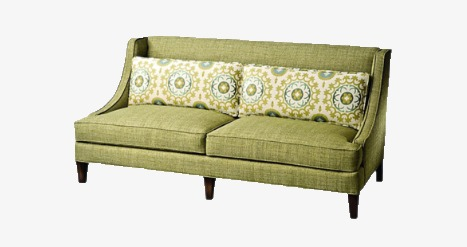 Double Sofa Diagonal Country Style Png Image And Clipart