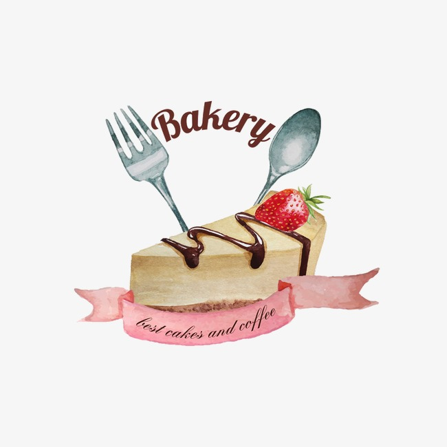 Drawing On The Cake Knife And Fork Cake Clipart Knife Clipart