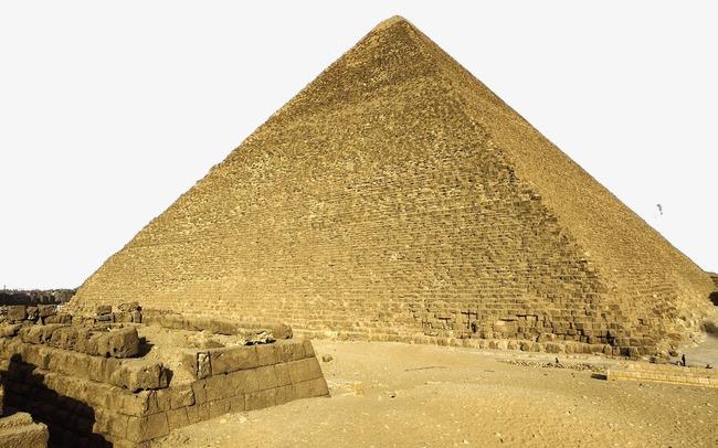 pharaon et pyramides d egypte b u00e2timent c u00e9l u00e8bre touristique monuments fichier png et psd pour le