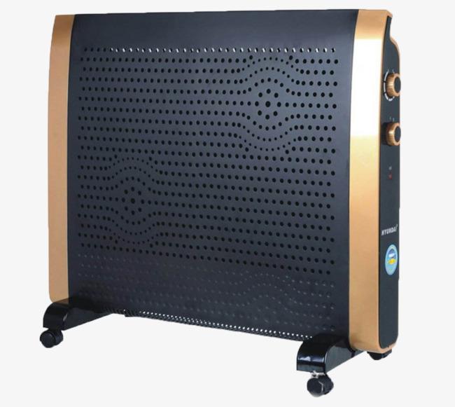 Un Dispositif De Chauffage Electrique De Materiau Decoratif Un