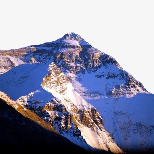 Everest Melihat Tempat Tempat Terkenal Tarikan Pelancong Tibet