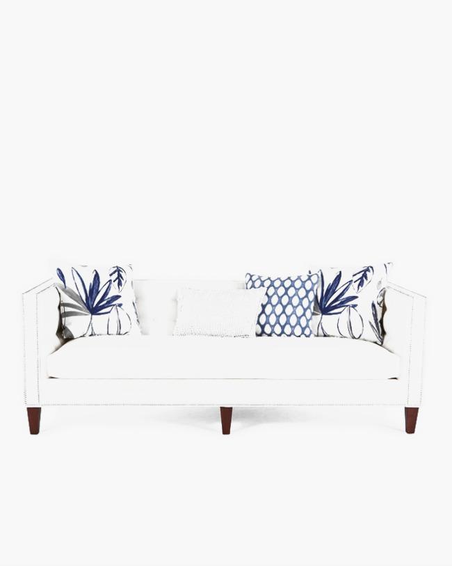 Sofa De Tela Planta Almohada Hogar Imagen Png Para Descarga Gratuita