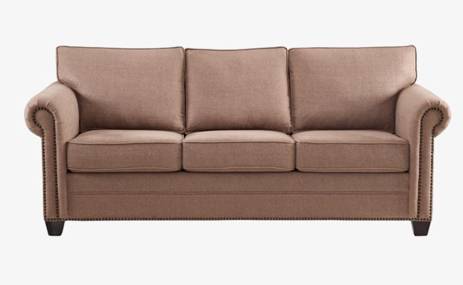 Fabric Sofa, Furniture, Sofa, Cloth PNG Image And Clipart