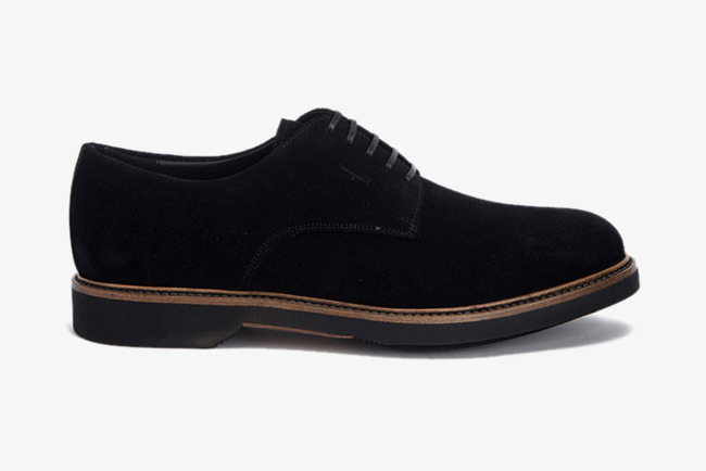 1ca2be68f96ac Ferragamo Mens Casual sapatos de couro Preto 0618620 Grátis PNG e Clipart