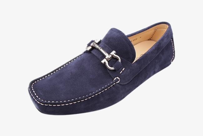 14d395f16604a Ferragamo Mens Casual sapatos de couro Azul 0430604 Salvatore Ferragamo  Sapatos Casuais Imagem PNG e Clipart