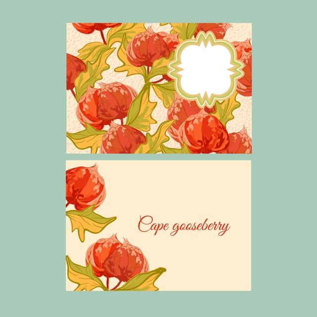 Kartki Z Kwiatami Zaproszenie Do Gromadzenia Redy Kartki Szablon Do