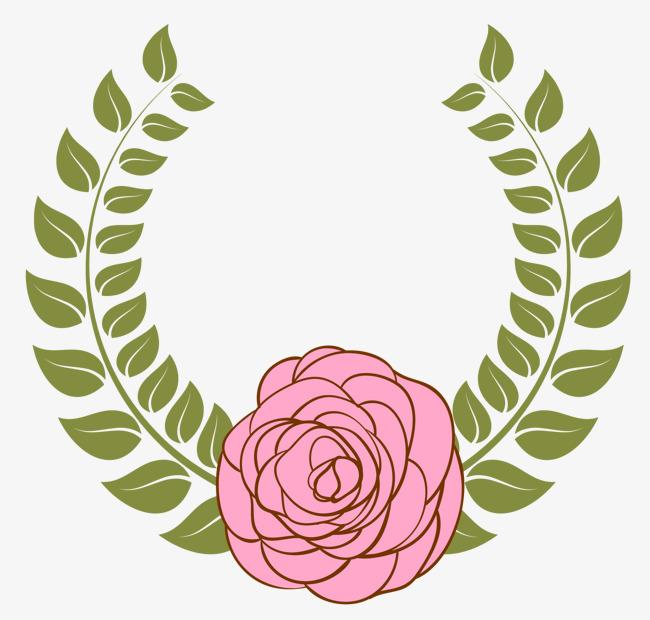 Bunga Bingkai Hiasan Corak Pera Png Dan Seni Klip