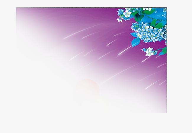 Flores Flores Meteoro Fundo Transparente Png Imagem Para Download