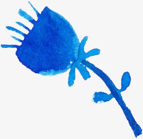 Fleur Fleur Lotus Bleu Image Png Pour Le Telechargement Libre