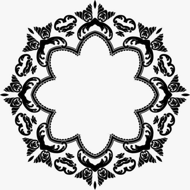 L Art Decoratif De Fleurs Motif Les Fleurs Art Image Png Pour Le