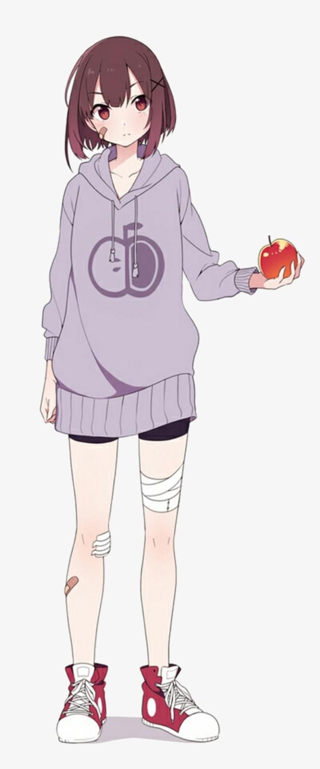 無料ダウンロードのための可愛いアニメ漫画の女の子 清新 可愛い 漫画