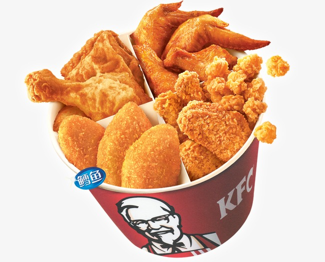 Fried Food, Food Clipart, Chicken, Fry PNG Image and ...