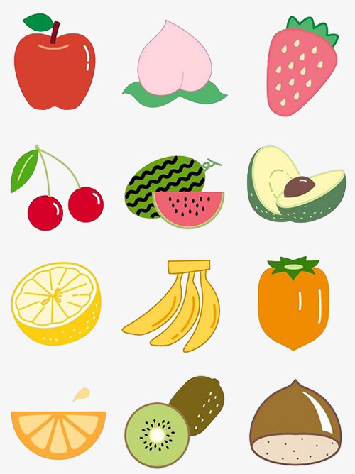 fruit wallpaper fruit apple strawberry png and psd file for free