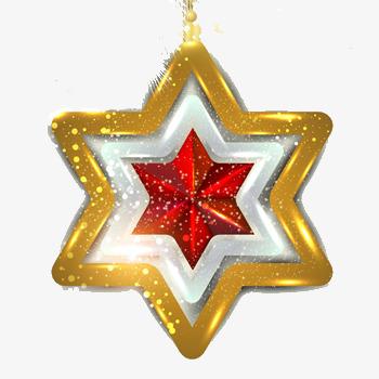 Star Of David Vector - Clipart library