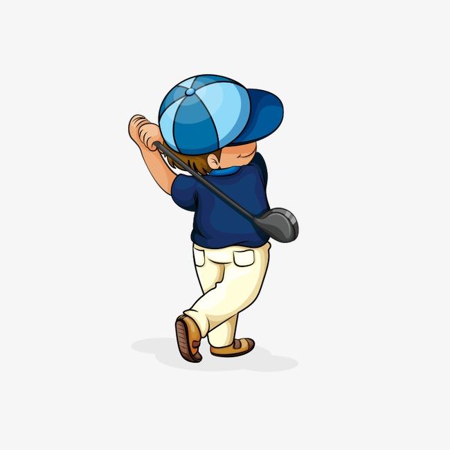Golf Figur Figuren Comic Figuren Kinder Png Bild Und Clipart Zum