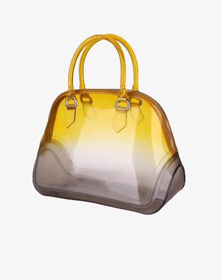 Grant Gold Environmental Protection Natural Resin Color S Handbag Bag
