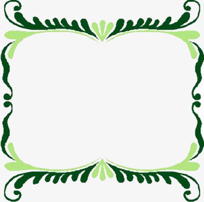 la fronti u00e8re verte vert clair de l herbe verte bordure