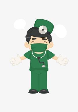 UN Infermiere Maschio I Vestiti Di Verde I Vestiti Di Verde L ... aa2324035632