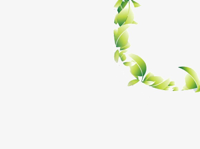 ppt de feuilles vertes de fond vert feuilles ppt de fond