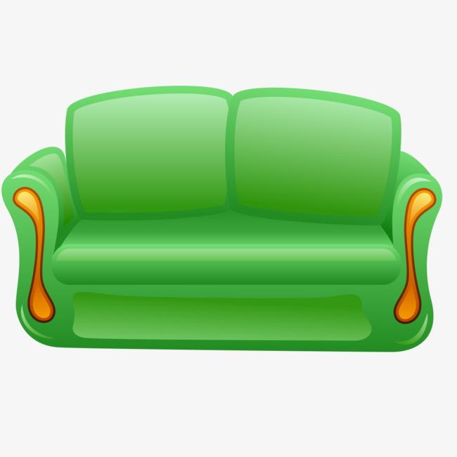 Green Sofa Furniture Furniture Clipart Green Furniture Sofa
