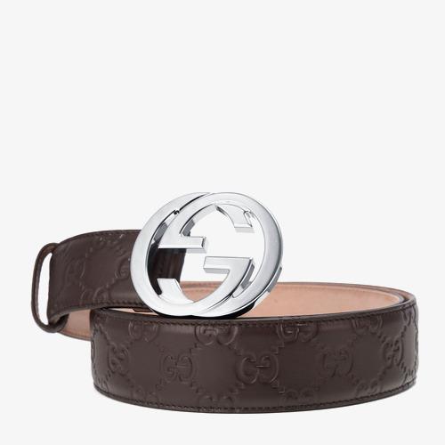 526c00d9255 Gucci Men s Leather Belt