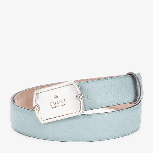9ce75f5f14d Gucci Men Embossed Belt