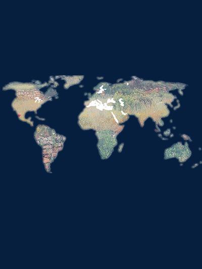 Bản đồ thế giới bằng tay Hoạt Hình Bản đồ Đất Liền Hình ảnh và hình