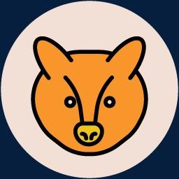 無料ダウンロードのための手描き動物動物のシルエット 装飾 スケッチ 動物のパターン Png画像