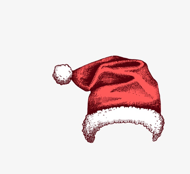 Sombreros De Navidad Pintado A Mano Pintado A Mano Gorros De Navidad ...