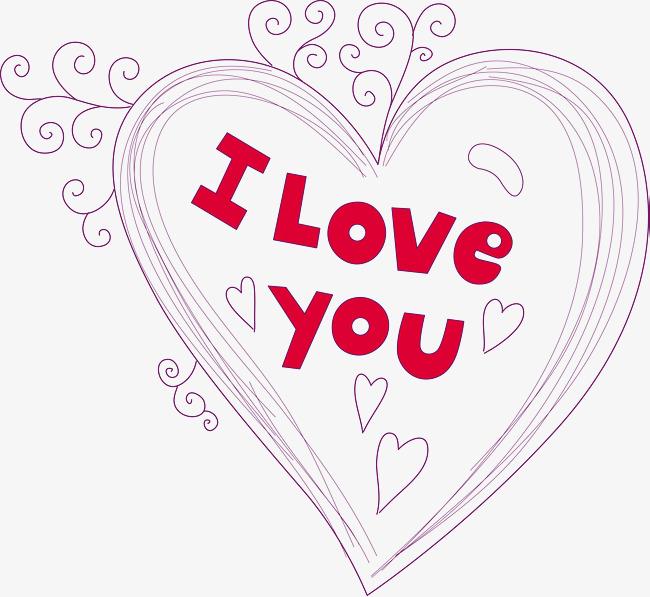 Pintado a mano de amor creativo el d a de san valent n ingles pintado a mano de cartas png y - Cartas de san valentin en ingles ...