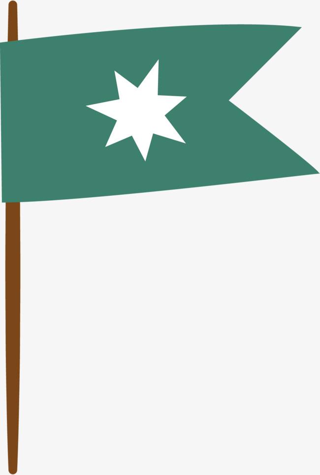 Tangan Dicat Bendera Hijau Tangan Dicat Hijau Bendera Imej Png Dan