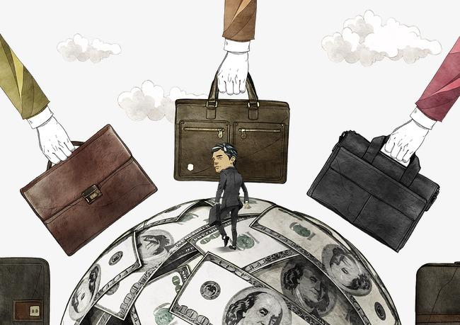 0a74dd710d2dc حقائب اليد والرجل حقيبة يد قانون الأرض ورقة المال PNG وملف PSD ...