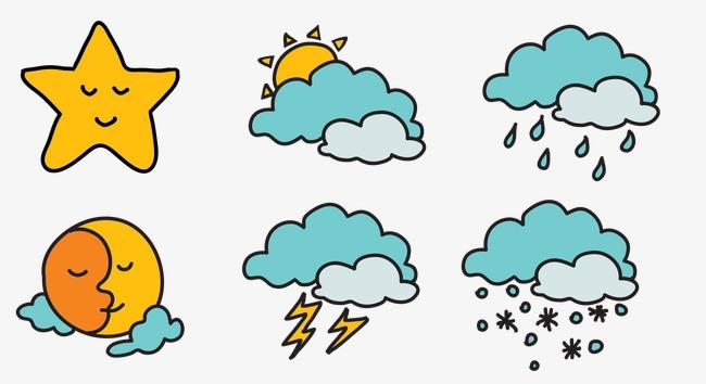 ic u00f4ne le temps il pleut il pleut image png pour le