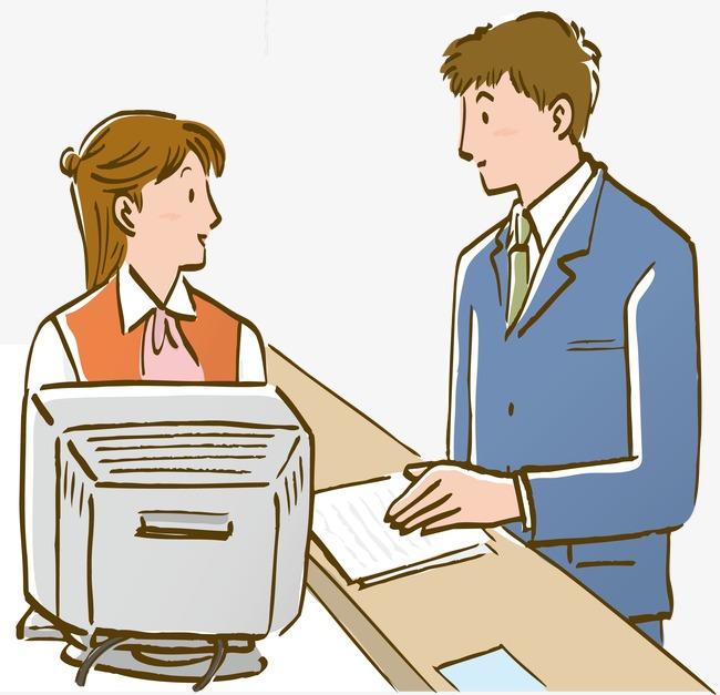 illustration vendeuse vendeuse illustration personnage image png pour le t u00e9l u00e9chargement libre