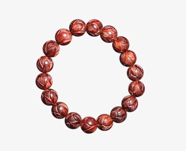Incense Prayer Beads Wooden Bead Bracelets Wood Png Image