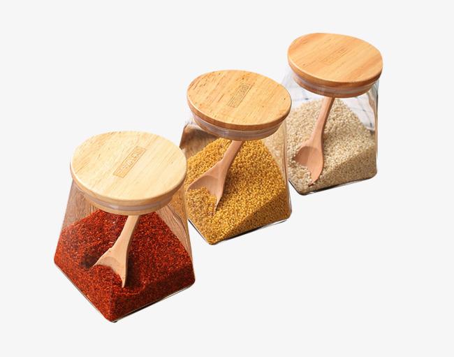 Boîtes pour condiments japonais d assaisonnement épices le bureau d