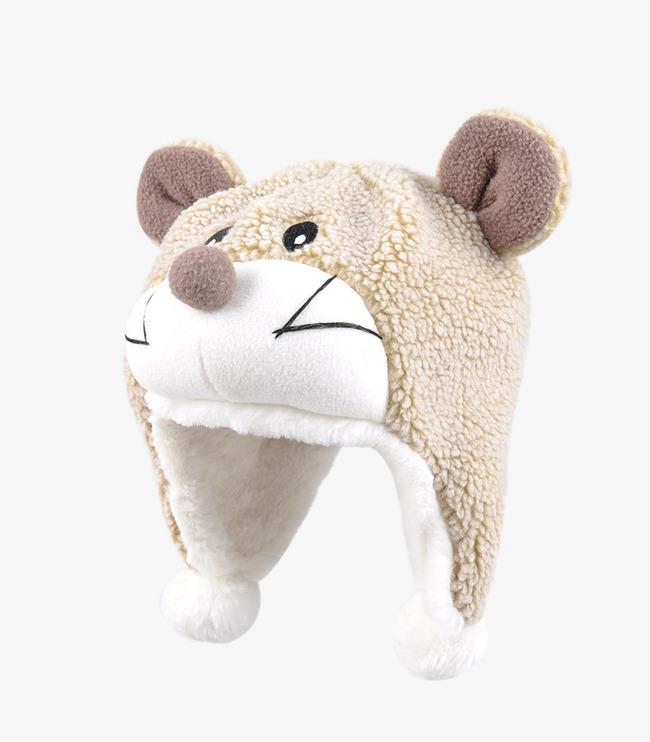 Kenmont Niños Plus Sombrero De Terciopelo Animal Cap Tipo De ...