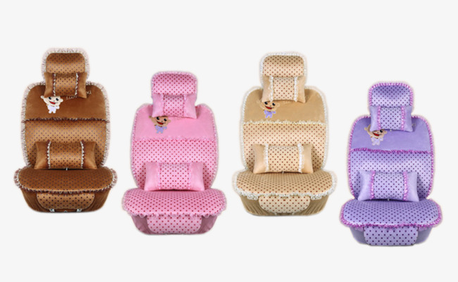 Korean Cartoon Car Seat To Pull The Free Image Clipart