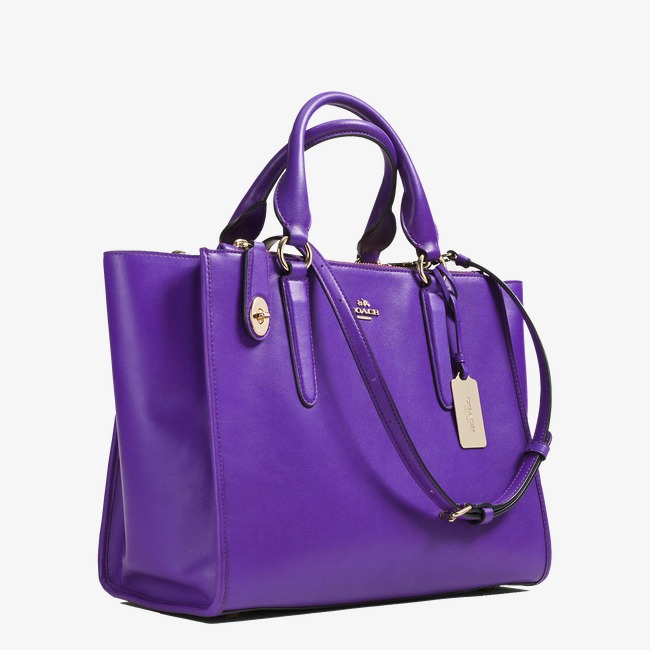 f187563b4e5 Kou Chi Purple Bag, Coach, Kou Chi, Purple Bag PNG Image and Clipart ...