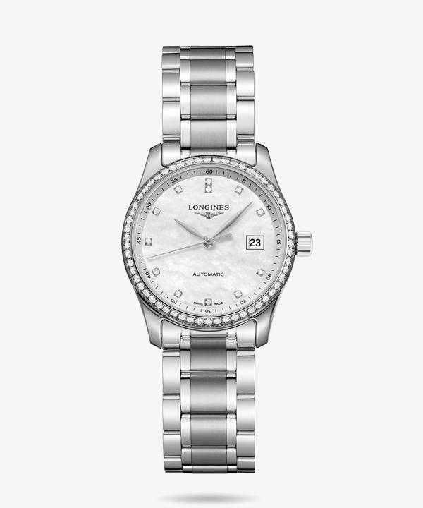 5b7b8fc89f1 Relógio De Pulso Relógios Longines O Produto Longines Prata PNG ...