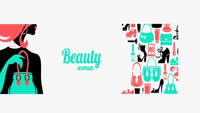 Lake Blue Shoes And Bags And Beauty Shoes Clipart Beauty Clipart