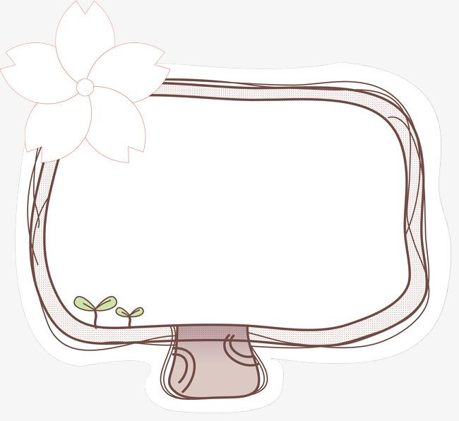 lignes de dessin anim u00e9 fleur de cerisier en mati u00e8re de