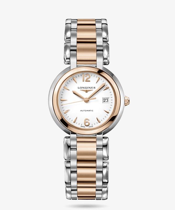 dfeeb3bd704 Relógio de Pulso feminino coração de série de relógios Longines Grátis PNG  e Clipart