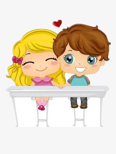 Dessin Amoureux Mignon les amants dessin l amour mignon image png pour le téléchargement libre