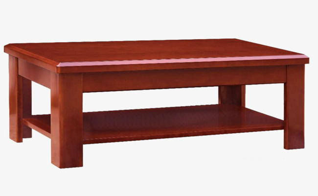 Acajou de meubles de bureau table haut de gamme durable image png