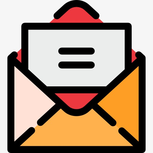 mail envelope cartoon png image and clipart for free download